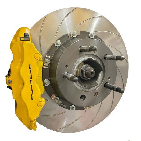 Rear 360mm disc